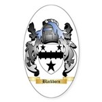Blackborn Sticker (Oval)