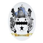 Blackborn Ornament (Oval)