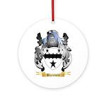 Blackborn Ornament (Round)