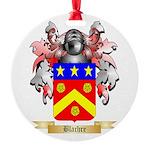 Blachre Round Ornament