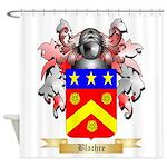 Blachre Shower Curtain