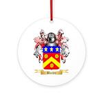 Blachre Ornament (Round)
