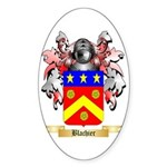 Blachier Sticker (Oval)