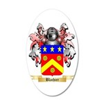 Blachier 20x12 Oval Wall Decal