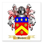 Blachere Square Car Magnet 3