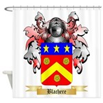 Blachere Shower Curtain