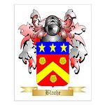 Blache Small Poster