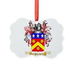 Blache Picture Ornament