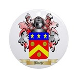 Blache Ornament (Round)