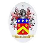 Blacas Ornament (Oval)