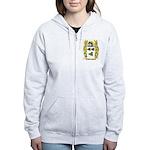 Bjornsson Women's Zip Hoodie