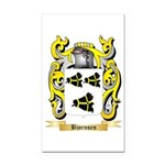 Bjornsen Rectangle Car Magnet