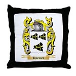 Bjornsen Throw Pillow