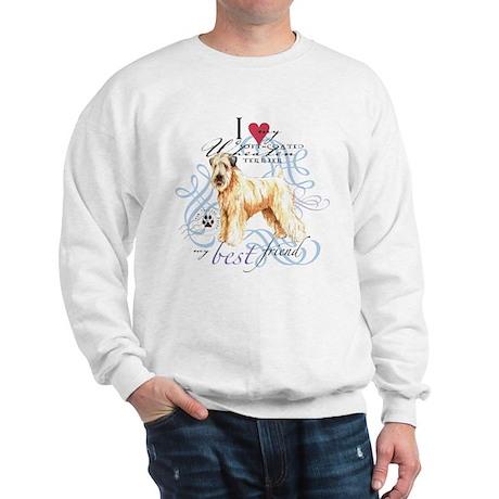 Wheaten Terrier Sweatshirt