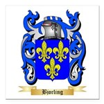 Bjorling Square Car Magnet 3