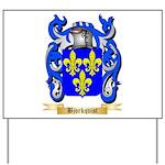 Bjorkqvist Yard Sign
