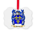 Bjorken Picture Ornament