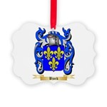 Bjork Picture Ornament