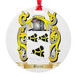Bjern Round Ornament