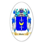 Bjelic Sticker (Oval 50 pk)