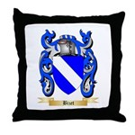 Bizet Throw Pillow