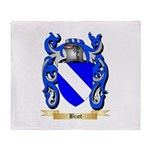 Bizet Throw Blanket