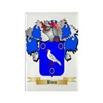 Bivin Rectangle Magnet (10 pack)