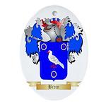 Bivin Ornament (Oval)