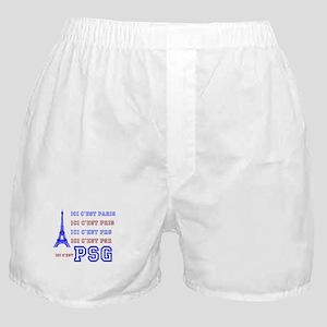 Ici cest PSG Boxer Shorts