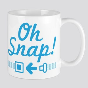 Oh Snap! Snap that belt. Mug