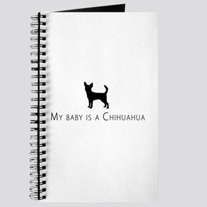 My baby is a Chihuahua Journal