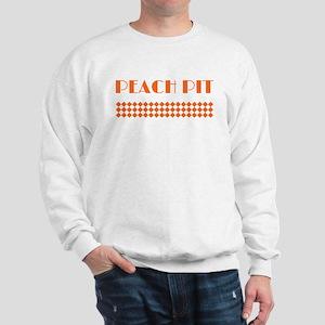 90210 Peach Pit Sweatshirt