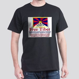 free_tibet2_wht T-Shirt