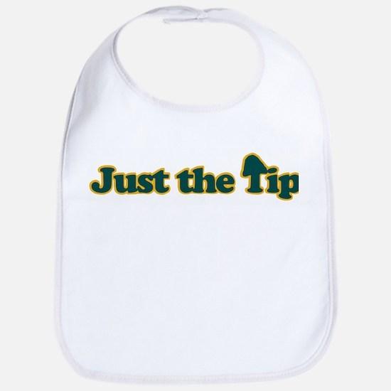 Just The Tip Bib