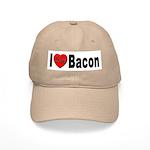 I Love Bacon Cap