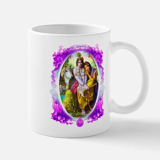 All-Attractive Couple Cameo - Mug