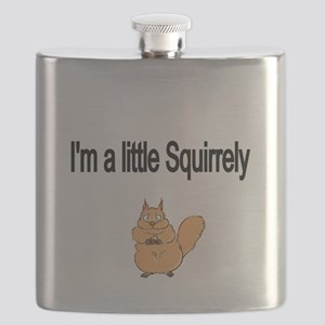 Im a little Squirrely Flask