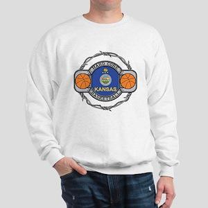 Kansas Basketball Sweatshirt