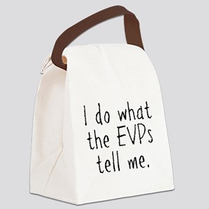 EVPs Canvas Lunch Bag