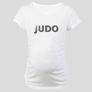 judo chrome3 Maternity T-Shirt