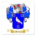 Bivan Square Car Magnet 3