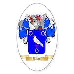Bivan Sticker (Oval 10 pk)