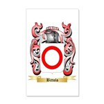 Bittolo 20x12 Wall Decal