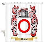 Bittini Shower Curtain