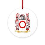 Bittini Ornament (Round)