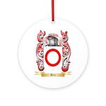 Biti Ornament (Round)