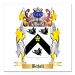 Bithell Square Car Magnet 3