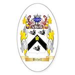 Bithell Sticker (Oval 10 pk)