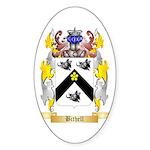 Bithell Sticker (Oval 50 pk)