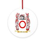 Bitetto Ornament (Round)